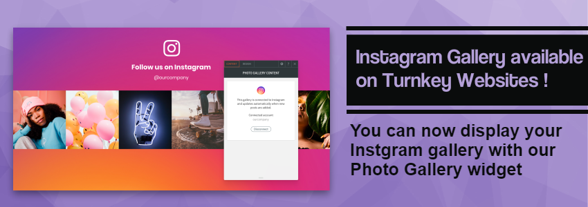 Dynamic Instagram Galleries Are Here!